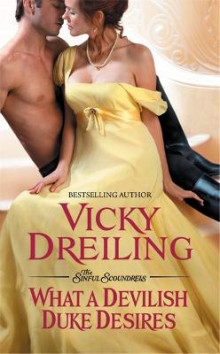 What a Devilish Duke Desires av Vicky Dreiling (Heftet)