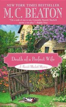 Death of a Perfect Wife av M C Beaton (Heftet)