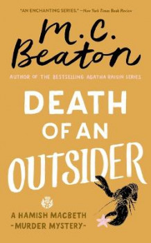 Death of an Outsider av M C Beaton (Heftet)