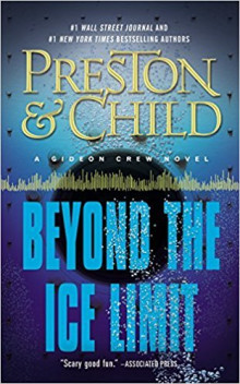 Beyond the Ice Limit av Douglas Preston og Lincoln Child (Heftet)