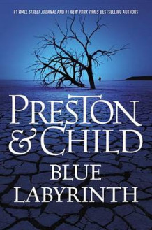 Blue Labyrinth av Douglas J Preston og Lincoln Child (Innbundet)