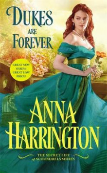 Dukes are Forever av Anna Harrington (Heftet)