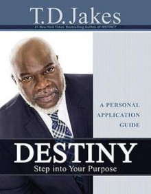 Destiny Personal Application Guide av T D Jakes (Heftet)