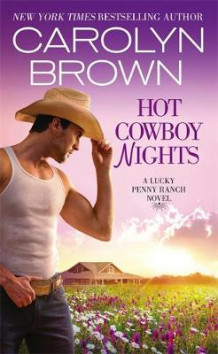 Hot Cowboy Nights av Carolyn Brown (Heftet)