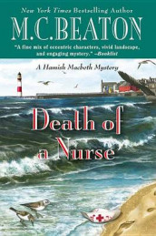 Death of a Nurse av M C Beaton (Innbundet)