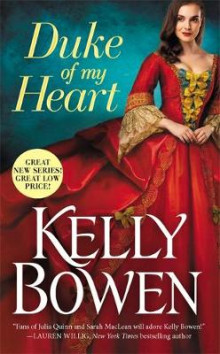 Duke of My Heart av Kelly Bowen (Heftet)