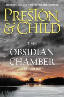 The Obsidian Chamber av Douglas J Preston og Lincoln Child (Innbundet)