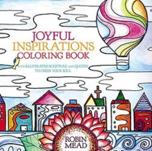 Joyful Inspirations Coloring Book av Robin Mead (Heftet)