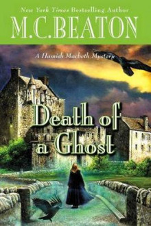 Death of a Ghost av M C Beaton (Innbundet)