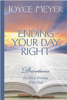 Ending Your Day Right av Joyce Meyer (Praktinnbinding)