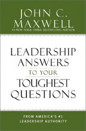 What Successful People Know about Leadership av John C. Maxwell (Innbundet)