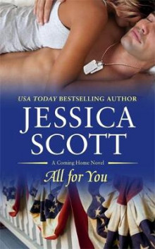 All For You av Jessica Scott (Heftet)