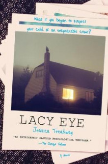 Lacy Eye av Jessica Treadway (Heftet)