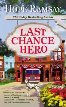 Last Chance Hero av Hope Ramsay (Heftet)