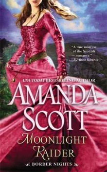 Moonlight Raider av Amanda Scott (Heftet)