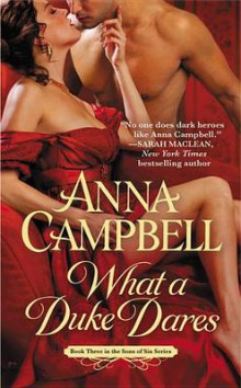 What a Duke Dares av Anna Campbell (Heftet)