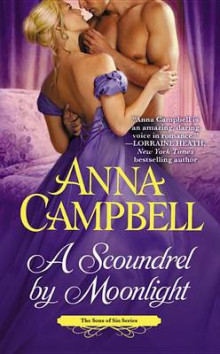 A Scoundrel by Moonlight av Anna Campbell (Heftet)