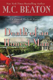 Death of an Honest Man av M C Beaton (Innbundet)