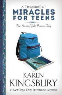 A Treasury of Miracles for Teens av Karen Kingsbury (Heftet)