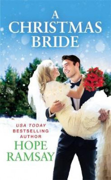 A Christmas Bride av Hope Ramsay (Heftet)