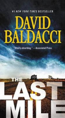 The Last Mile av David Baldacci (Innbundet)