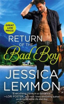 Return of the Bad Boy av Jessica Lemmon (Heftet)