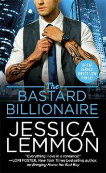 The Bastard Billionaire av Jessica Lemmon (Heftet)