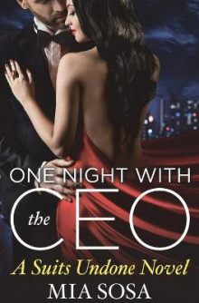 One Night with the CEO av Mia Sosa (Heftet)