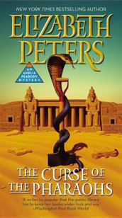 The Curse of the Pharaohs av Elizabeth Peters (Heftet)