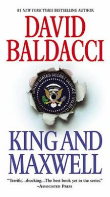 King and Maxwell av David Baldacci (Innbundet)