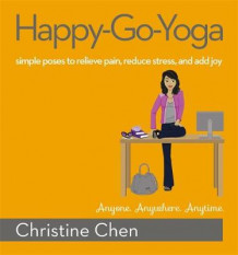 Happy-Go-Yoga av Christine Chen (Heftet)