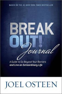 Break Out! Journal av Joel Osteen (Innbundet)