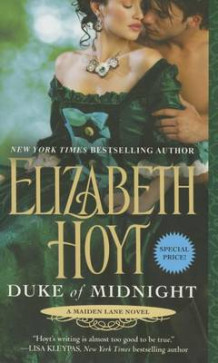 Duke of Midnight av Elizabeth Hoyt (Heftet)