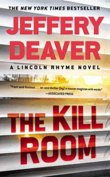 The Kill Room av Jeffery Deaver (Heftet)