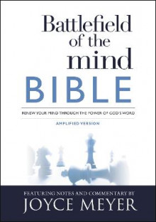 Battlefield of the Mind Bible av Joyce Meyer (Heftet)