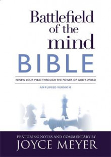 Battlefield of the Mind Bible av Joyce Meyer (Innbundet)