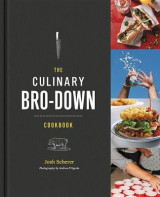 Omslag - The Culinary Bro-Down Cookbook