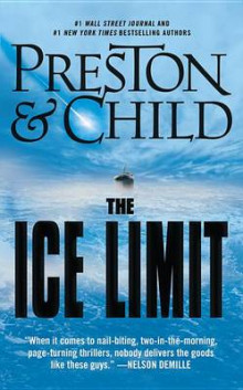 The Ice Limit av Douglas Preston og Lincoln Child (Heftet)
