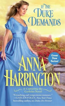 If the Duke Demands av Anna Harrington (Heftet)