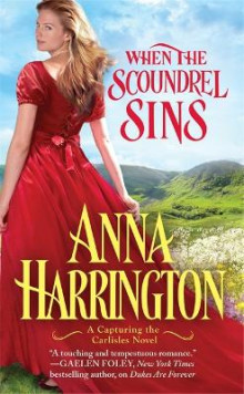 When the Scoundrel Sins av Anna Harrington (Heftet)