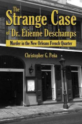 Omslag - The Strange Case of Dr. Etienne Deschamps