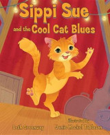 Omslag - Sippi Sue and the Cool Cat Blues