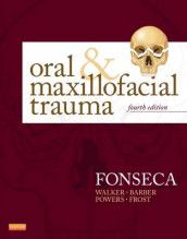 Oral and Maxillofacial Trauma av H. Dexter Barber, Raymond J. Fonseca, David E. Frost og Michael P. Powers (Innbundet)