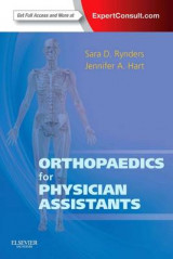 Omslag - Orthopaedics for Physician Assistants