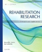 Rehabilitation Research av Russell Carter og Jay Lubinsky (Heftet)