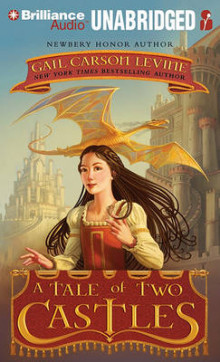 A Tale of Two Castles av Gail Carson Levine (Lydbok-CD)