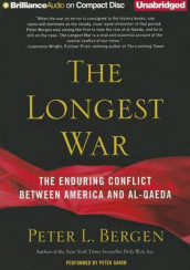 The Longest War av Peter L Bergen (Lydbok-CD)