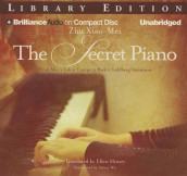 The Secret Piano av Zhu Xiao-Mei (Lydbok-CD)
