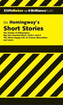 Hemingway's Short Stories av James L Roberts og Ernest Hemingway (Lydbok-CD)