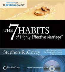 The 7 Habits of Highly Effective Marriage av Stephen R. Covey (Lydbok-CD)